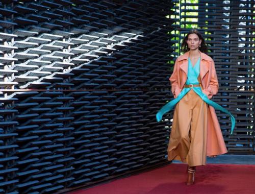 Неделя моды в Лондоне, London Fashion Week